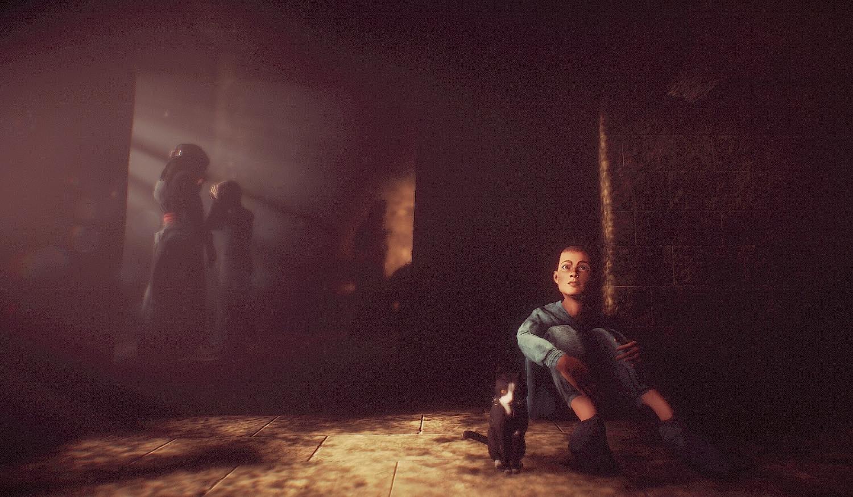 Orphaned kid screenshot