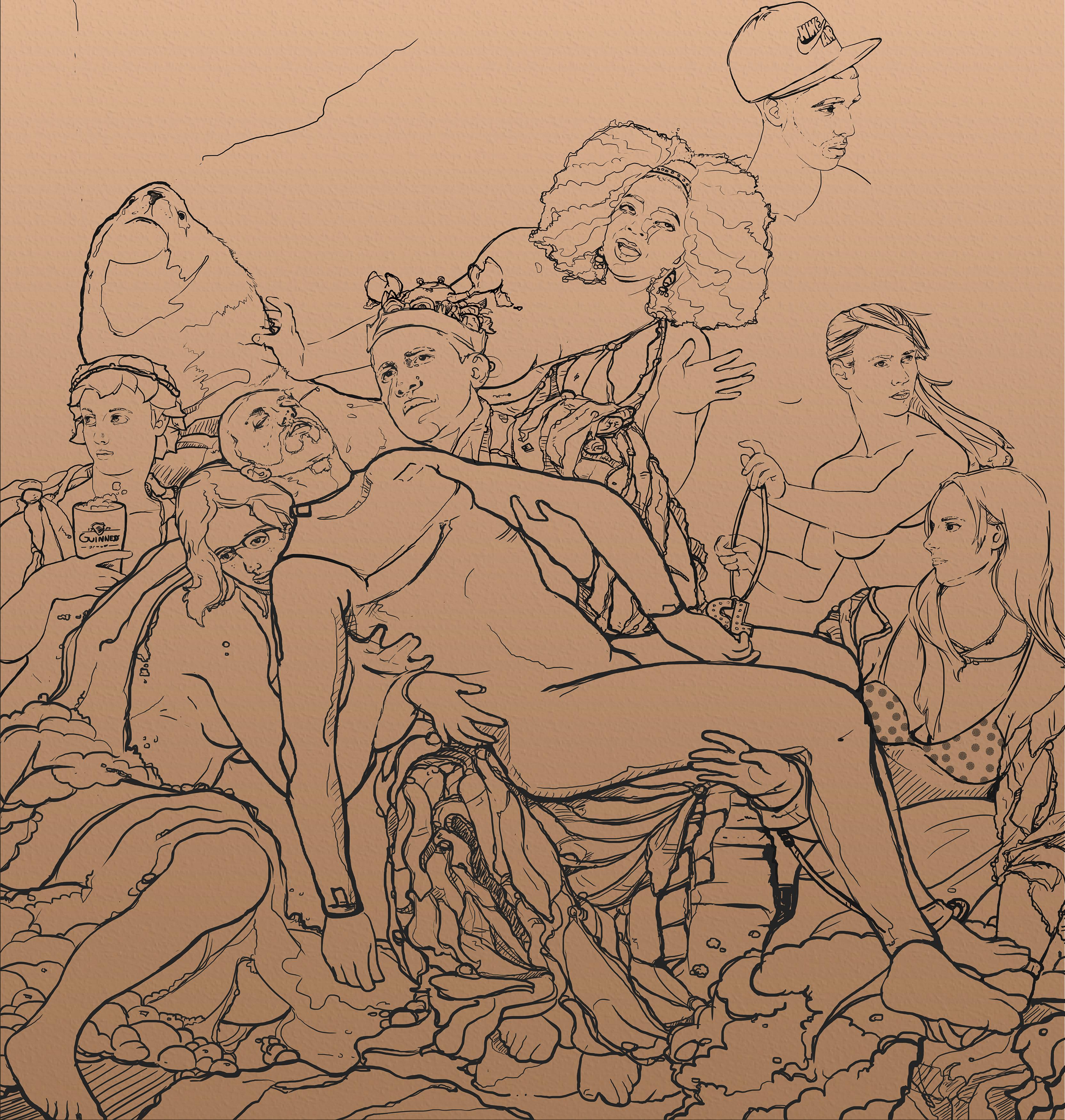 Deposition Illustration