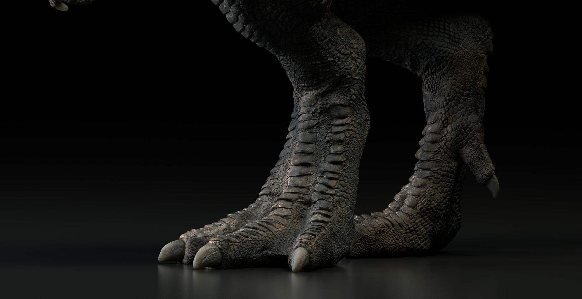 Gael kerchenbaum feet 001