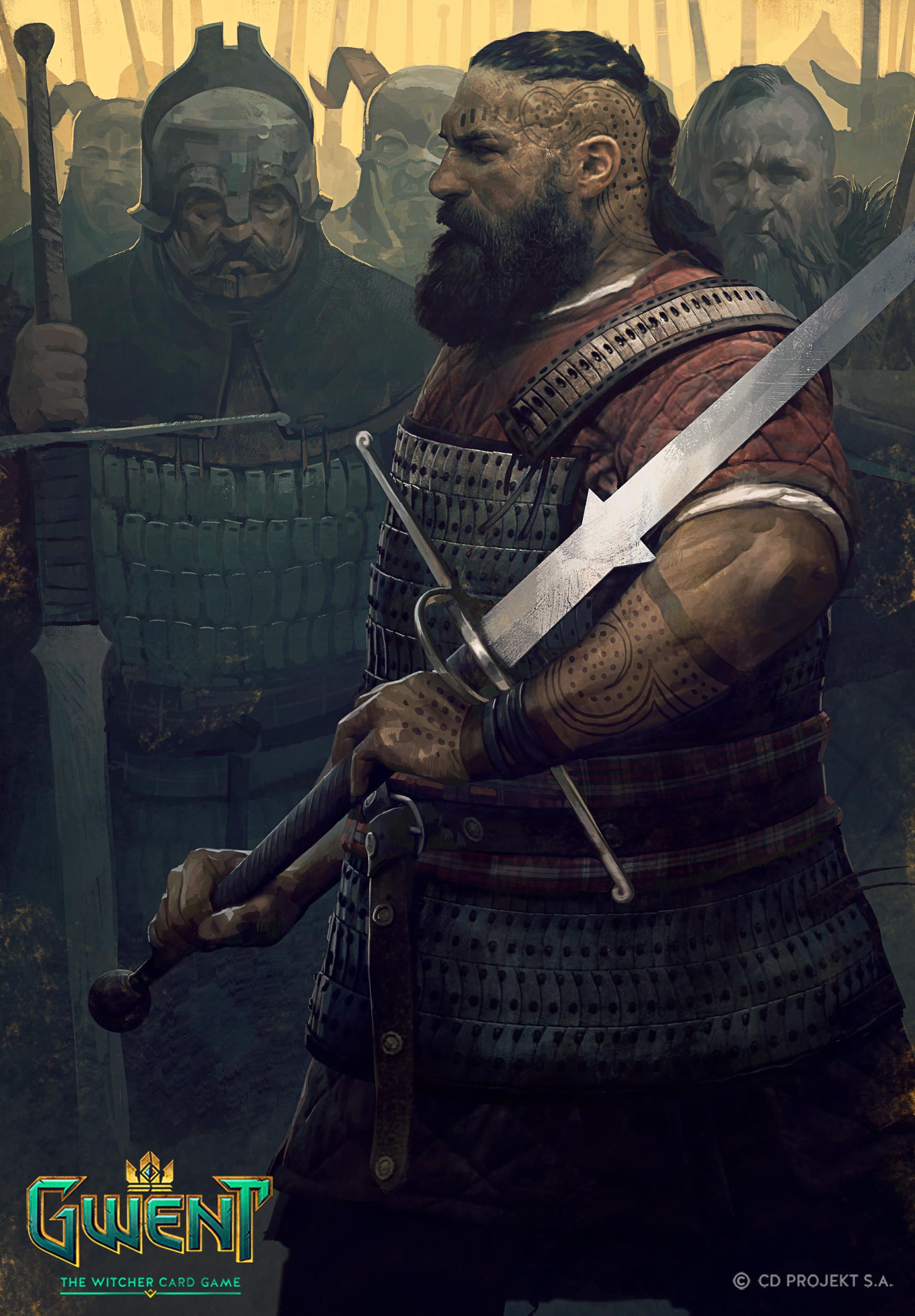 Clan An Craite Greatswords