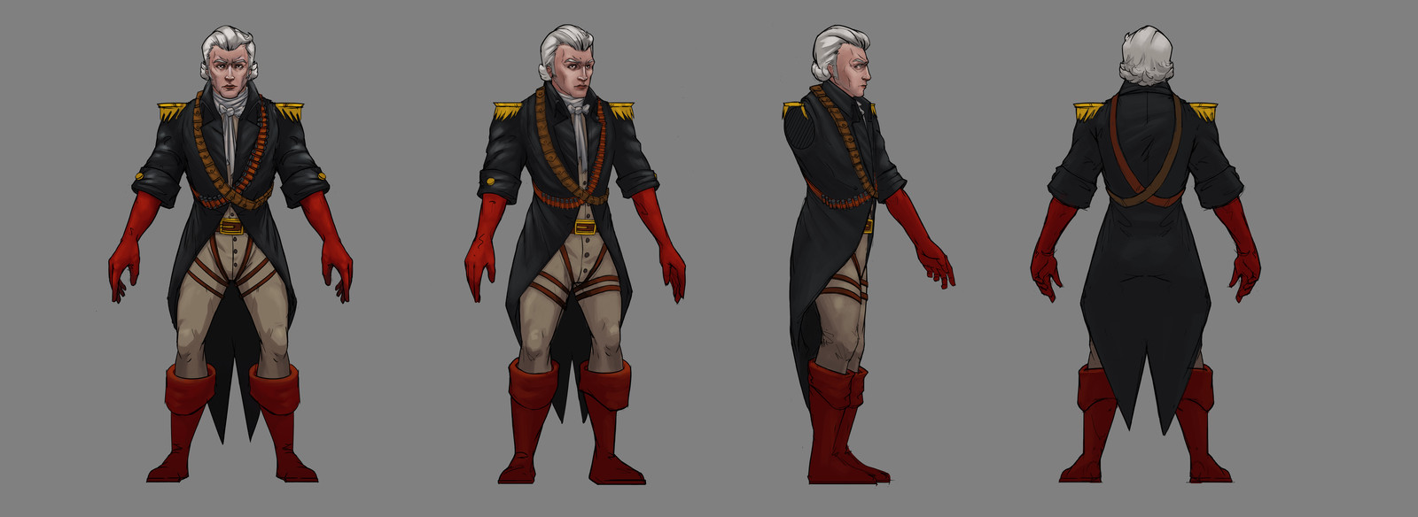 Hamilton Concept