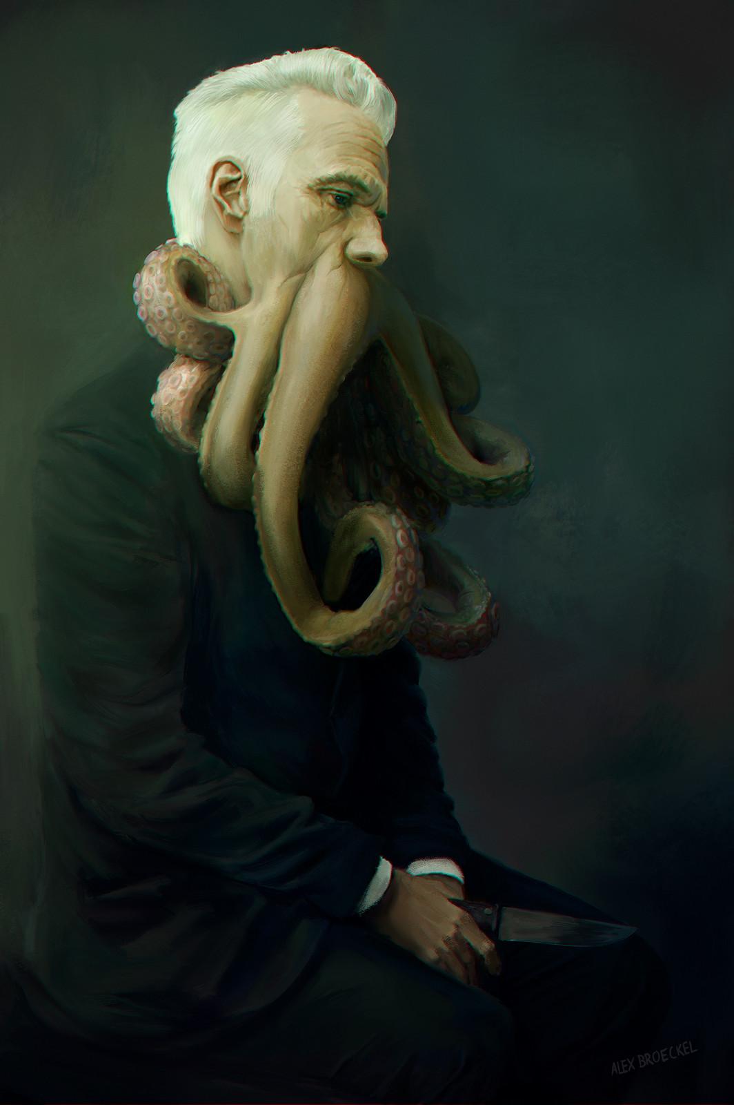 Octoman