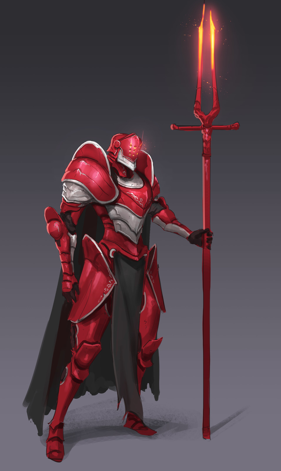 Eva unit 02 medieval redesign