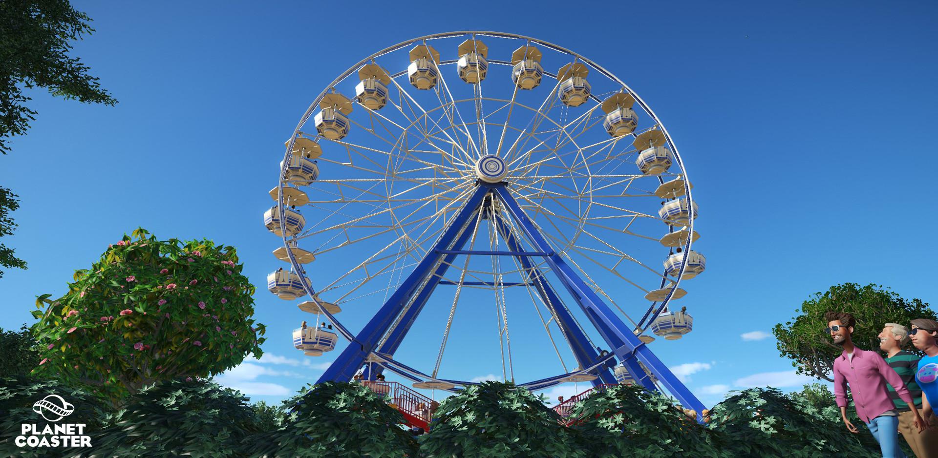 Oscar rickett wheel1