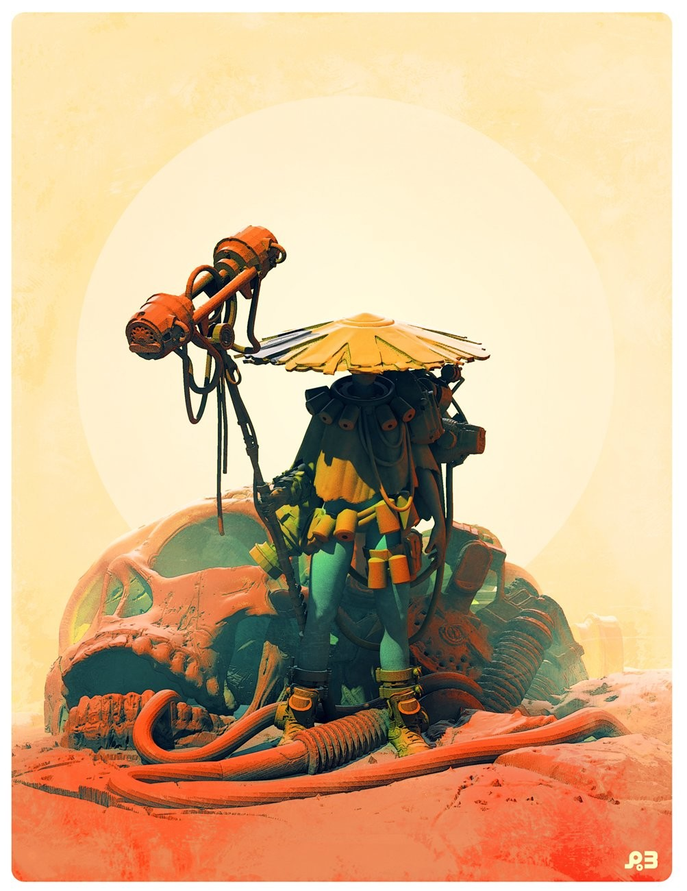 Pascal blanche sorcerer pascal blanche