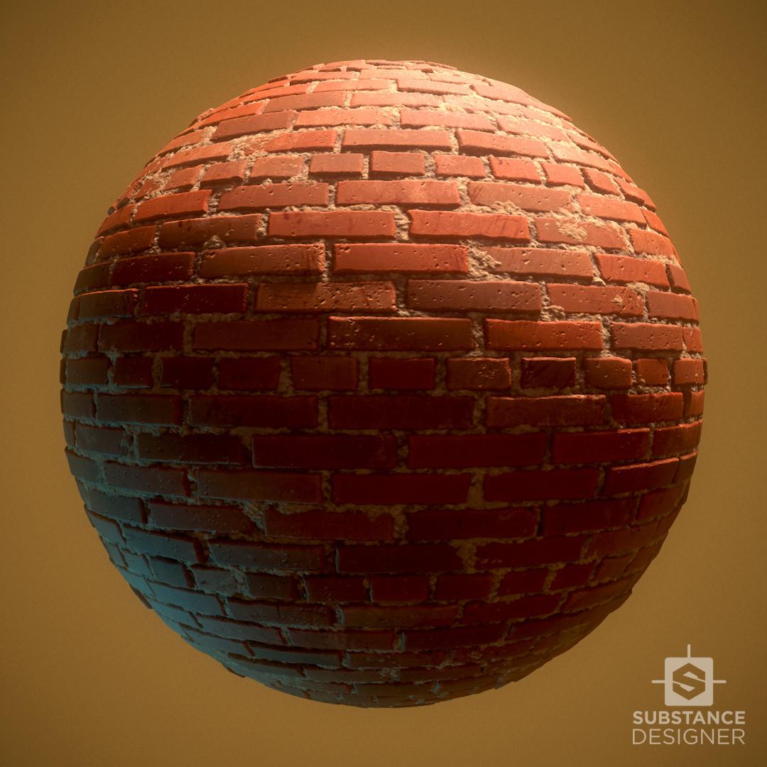 Sphere render