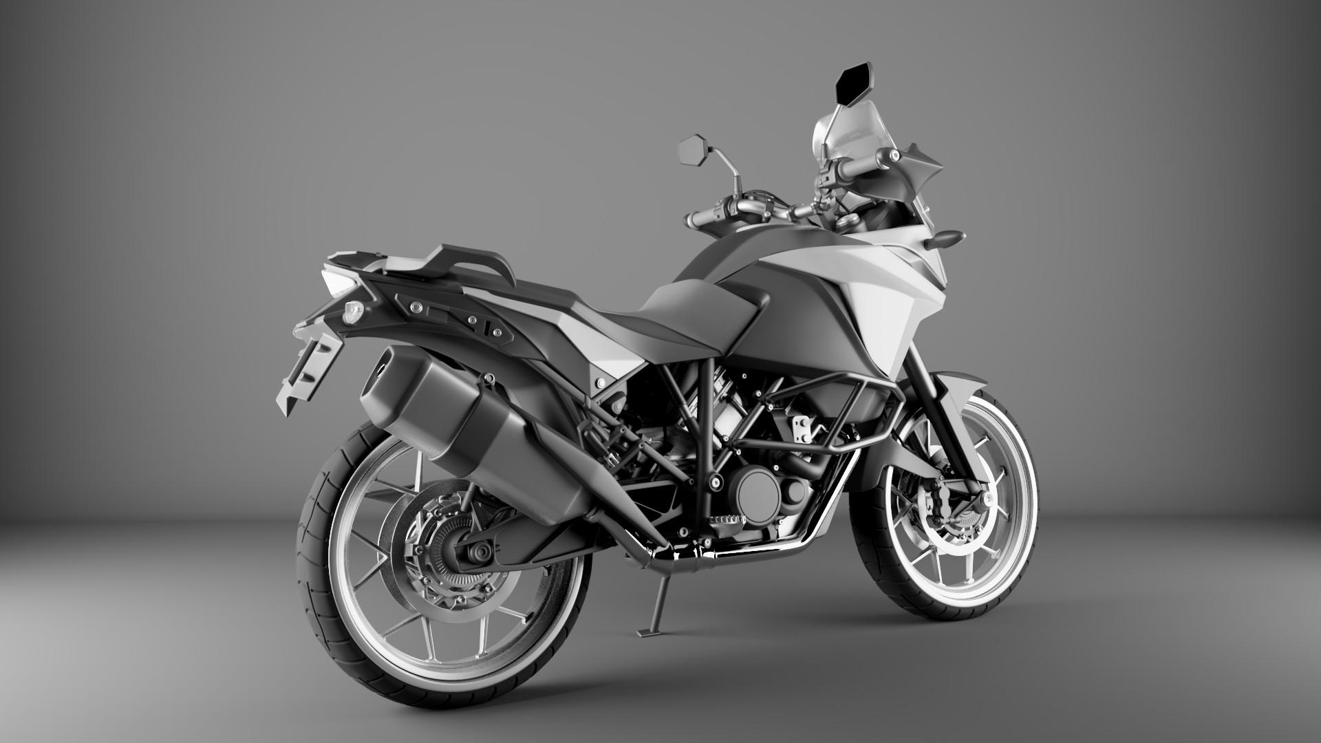 Philip hogg motorbike quarter