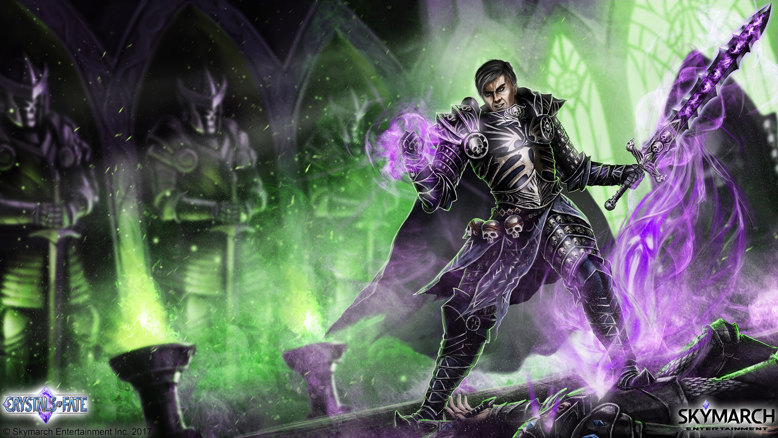 Dark Knight Corvax