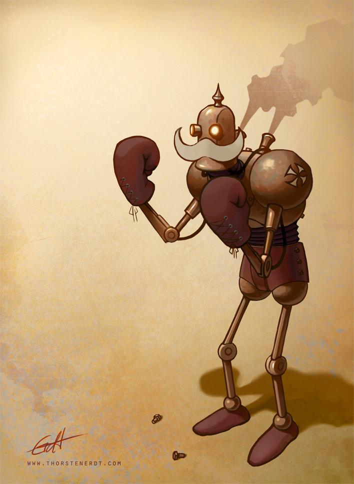 Thorsten erdt cdc robot