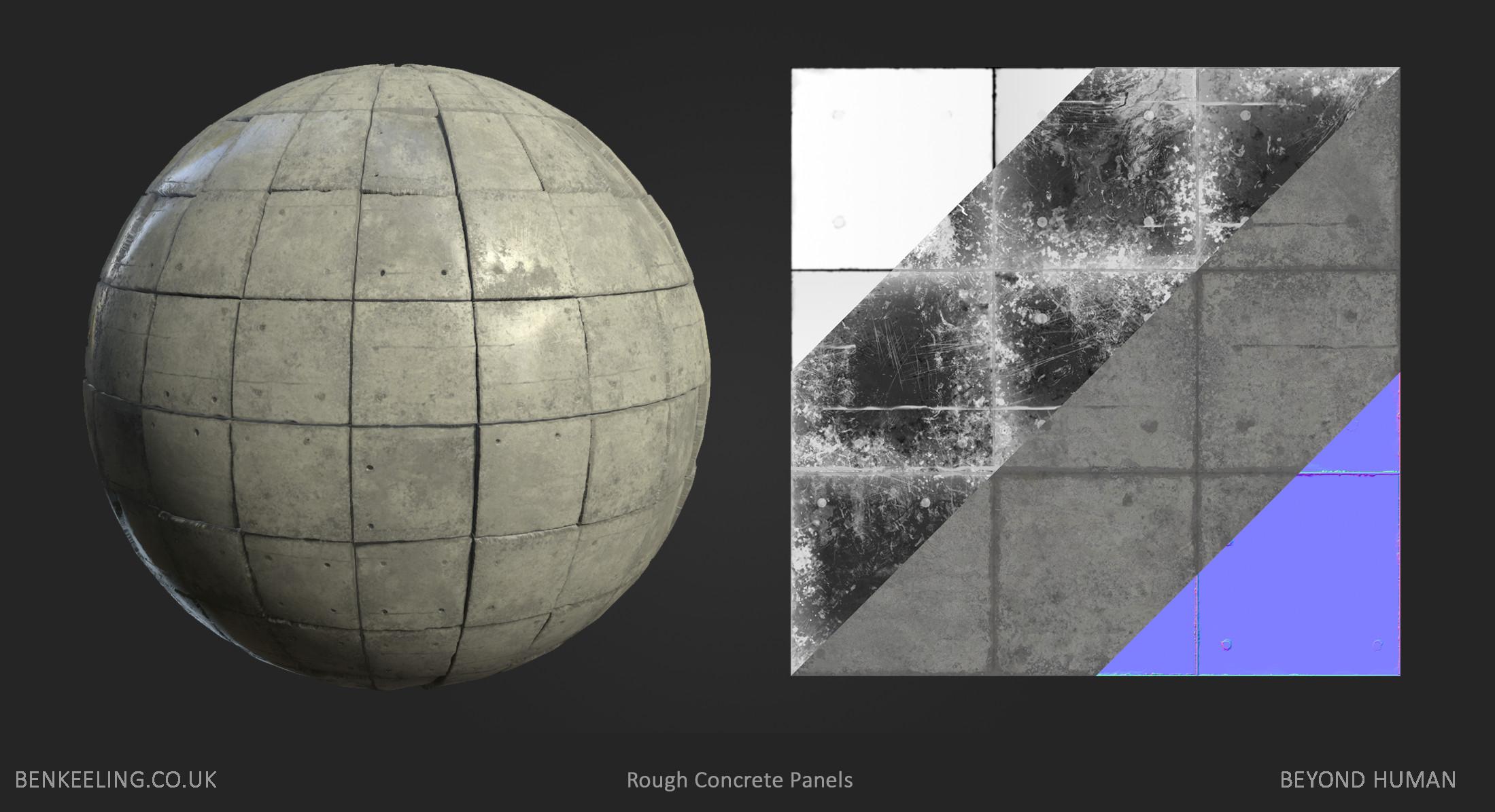 Materials - Concrete Panels
