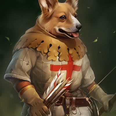 Alexandra gaudibuendia khitrova korgi archer2