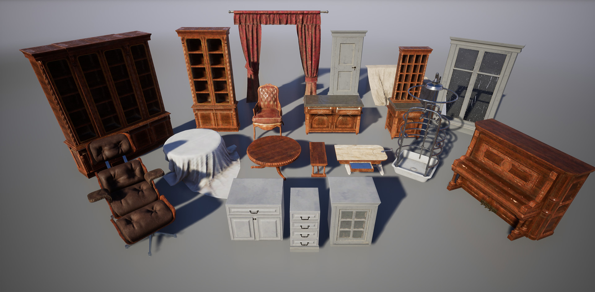 Asset Breakdown - Furniture