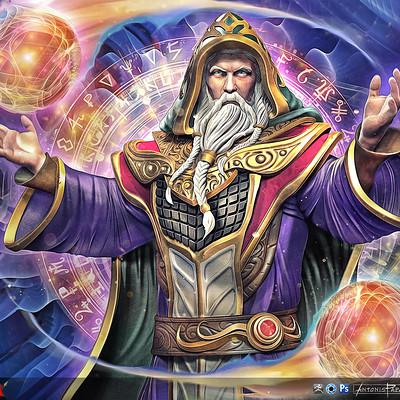 Antonis papantoniou wizard antonispapantoniou