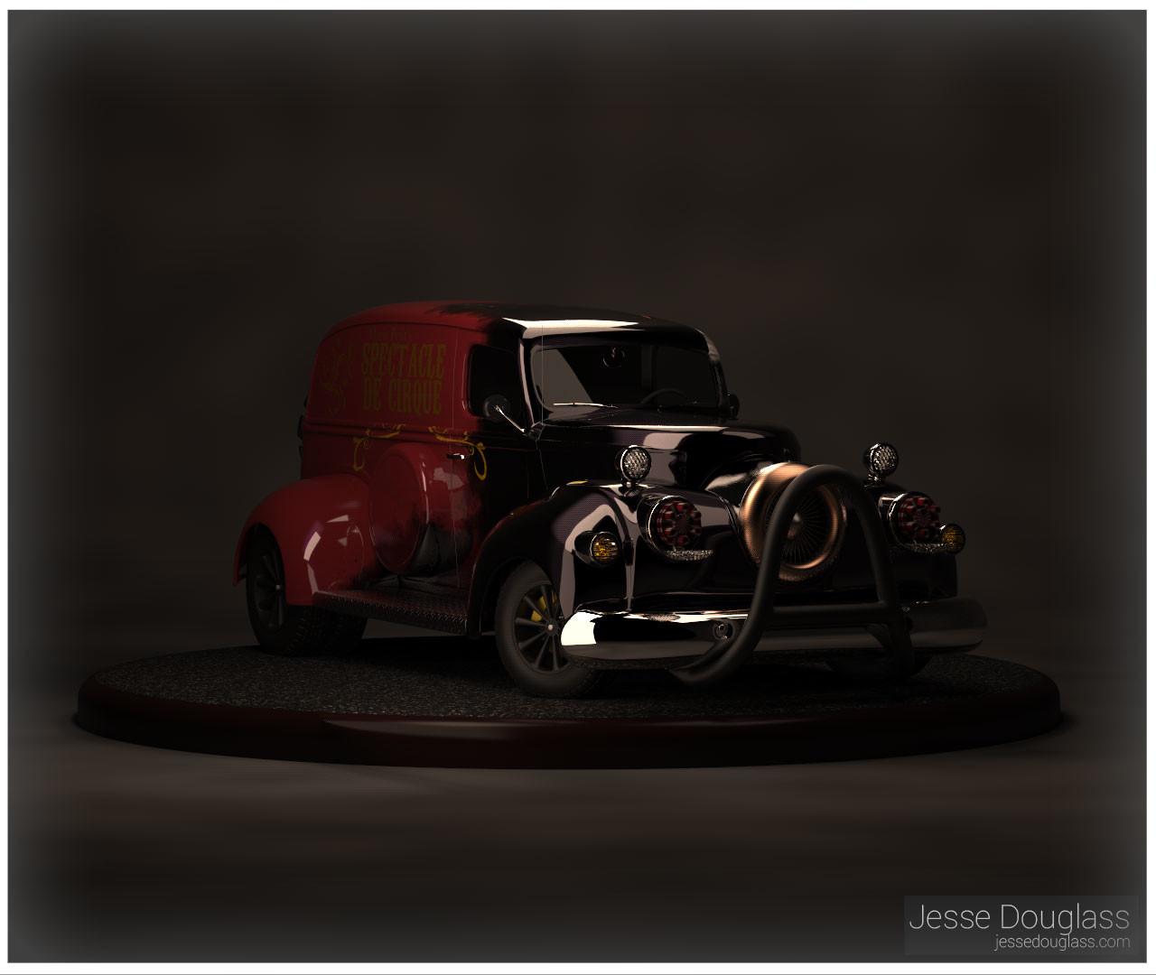 Madame Loyale - Truck