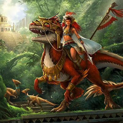 Sandara tang dino and rider by sandara dbmit46