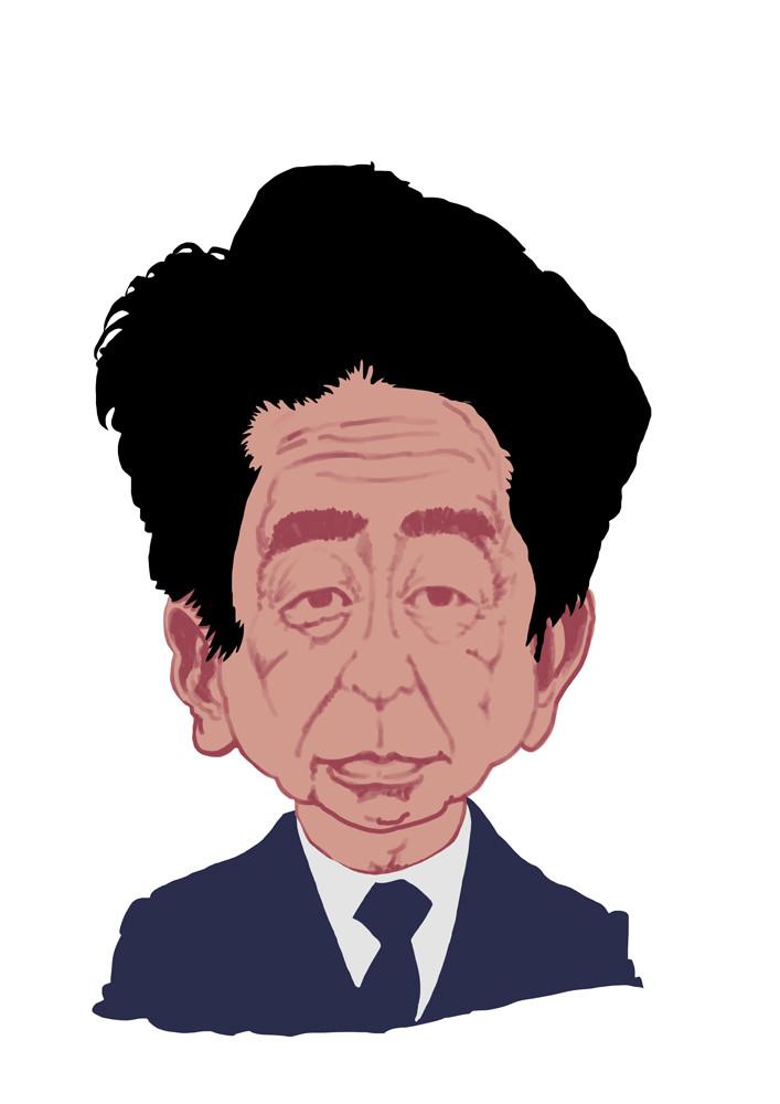 J k ferguson jkf caricatureabe01