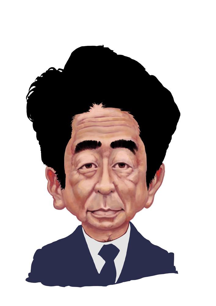 J k ferguson jkf caricatureabe04