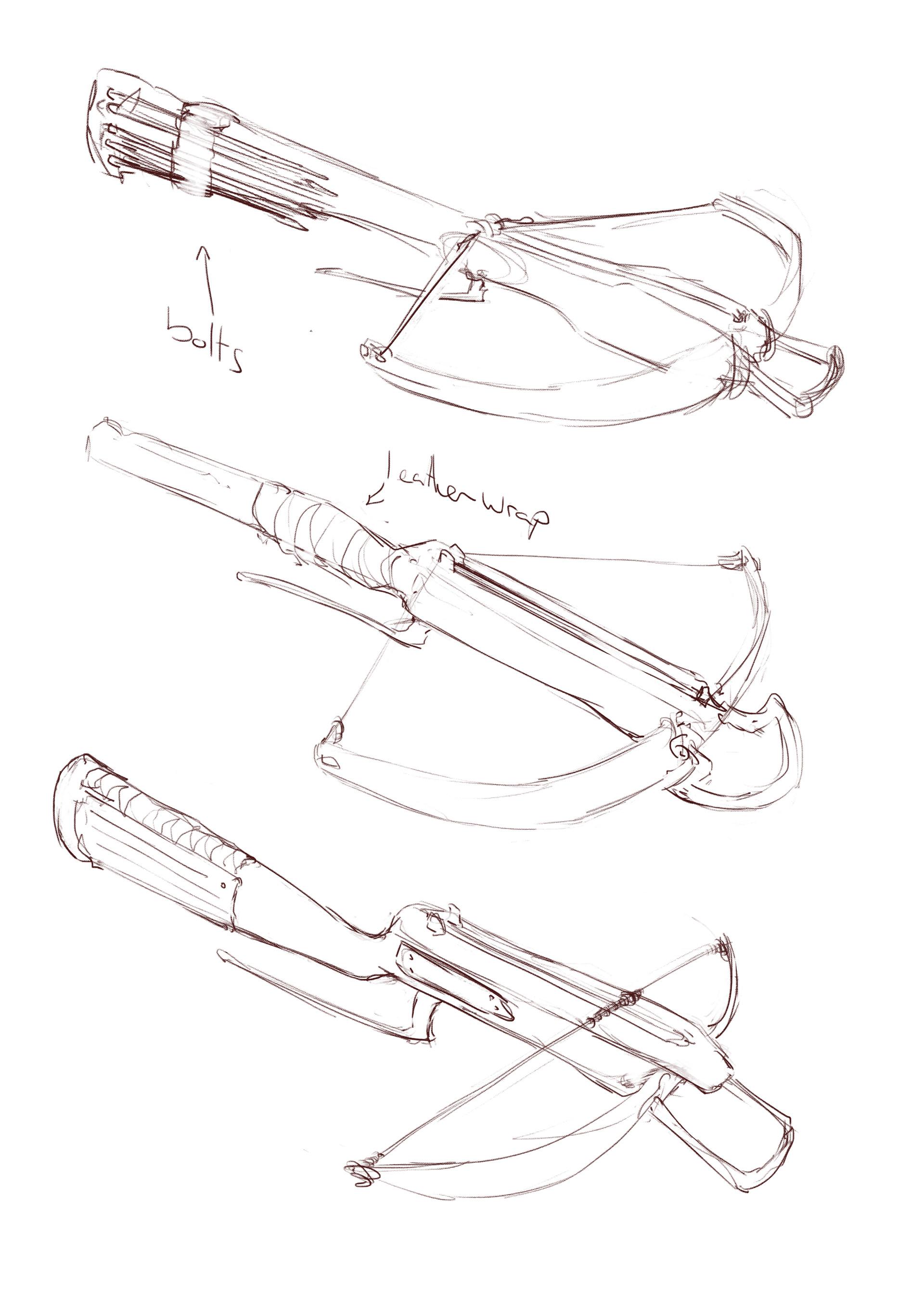 adam barker odin Crossbow Kit adam barker crossbows