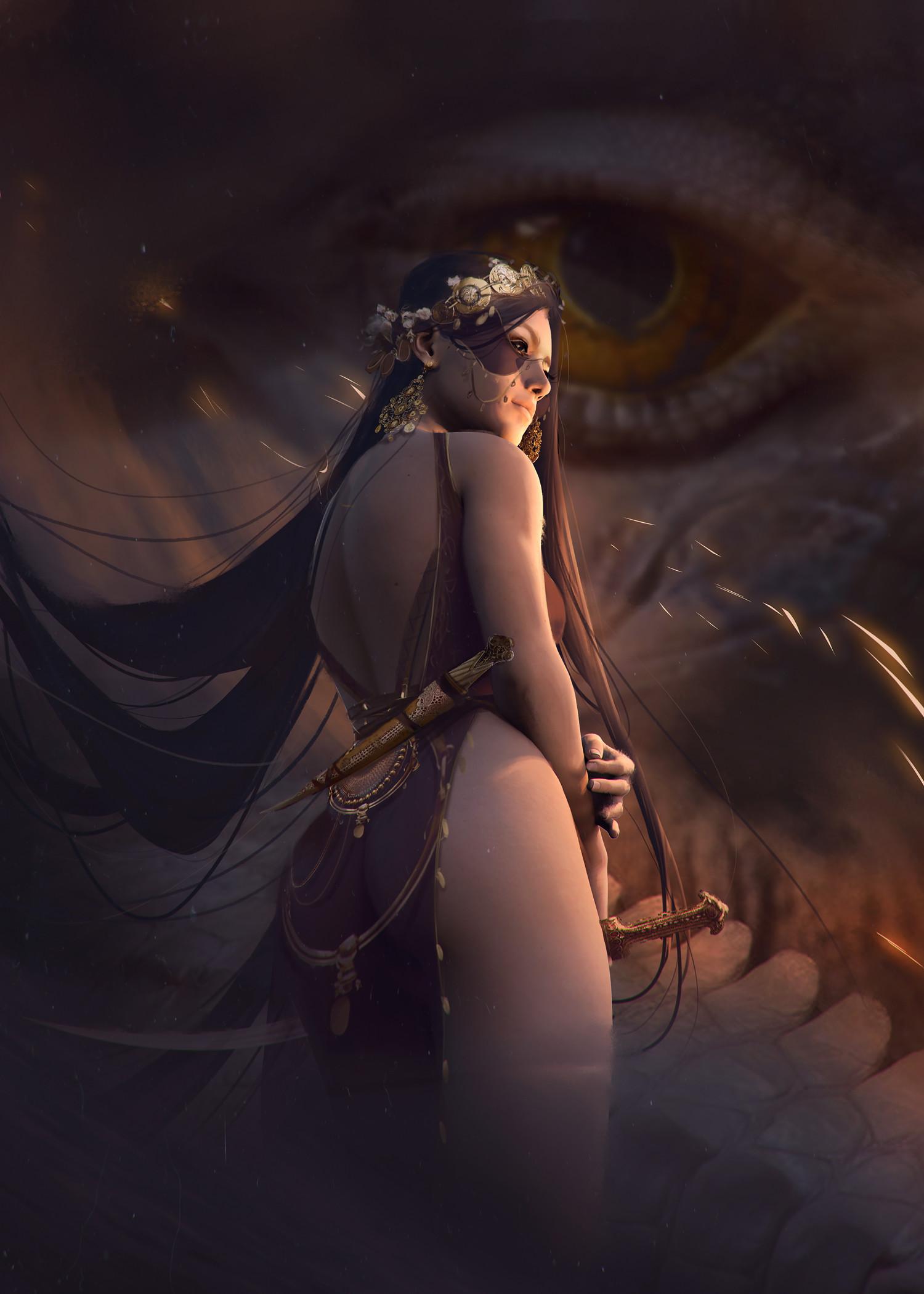 Magdalena radziej dragon