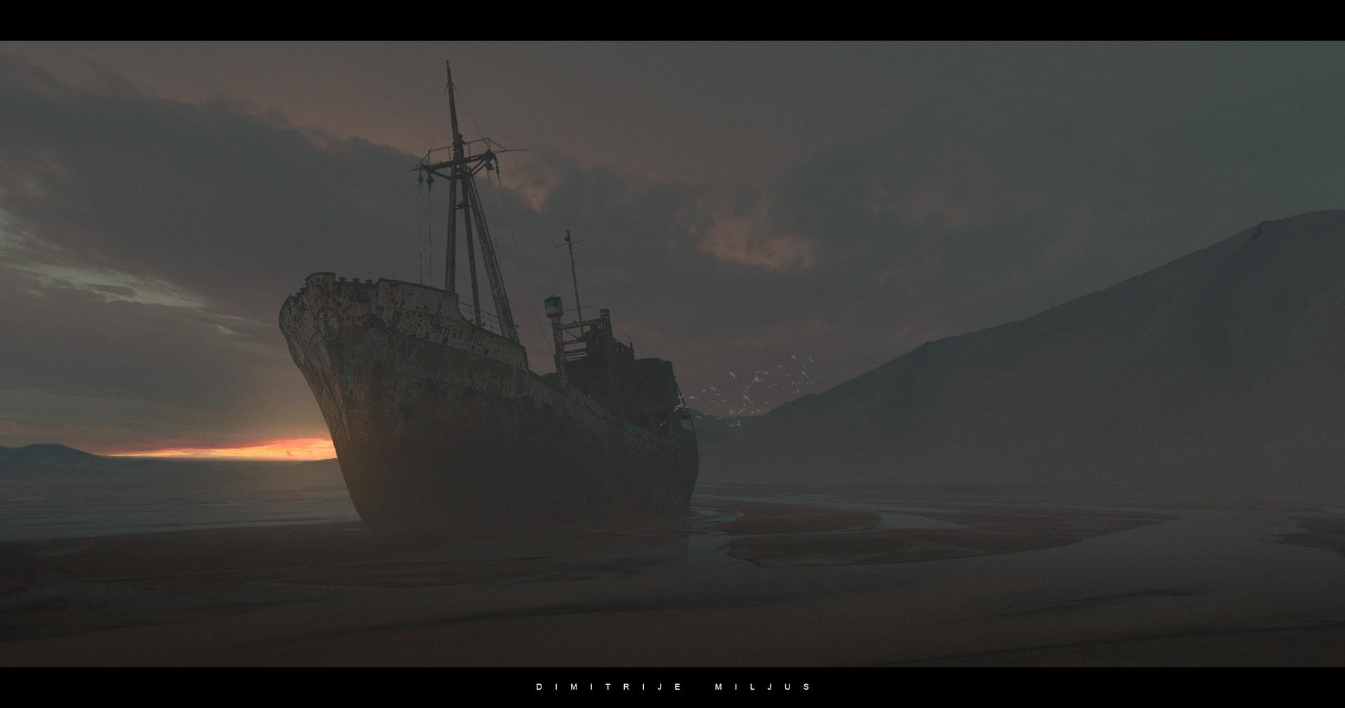 Dimitrije miljus dex shipsf