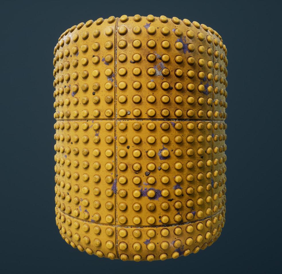 Felipe sanin subwaything cylinder