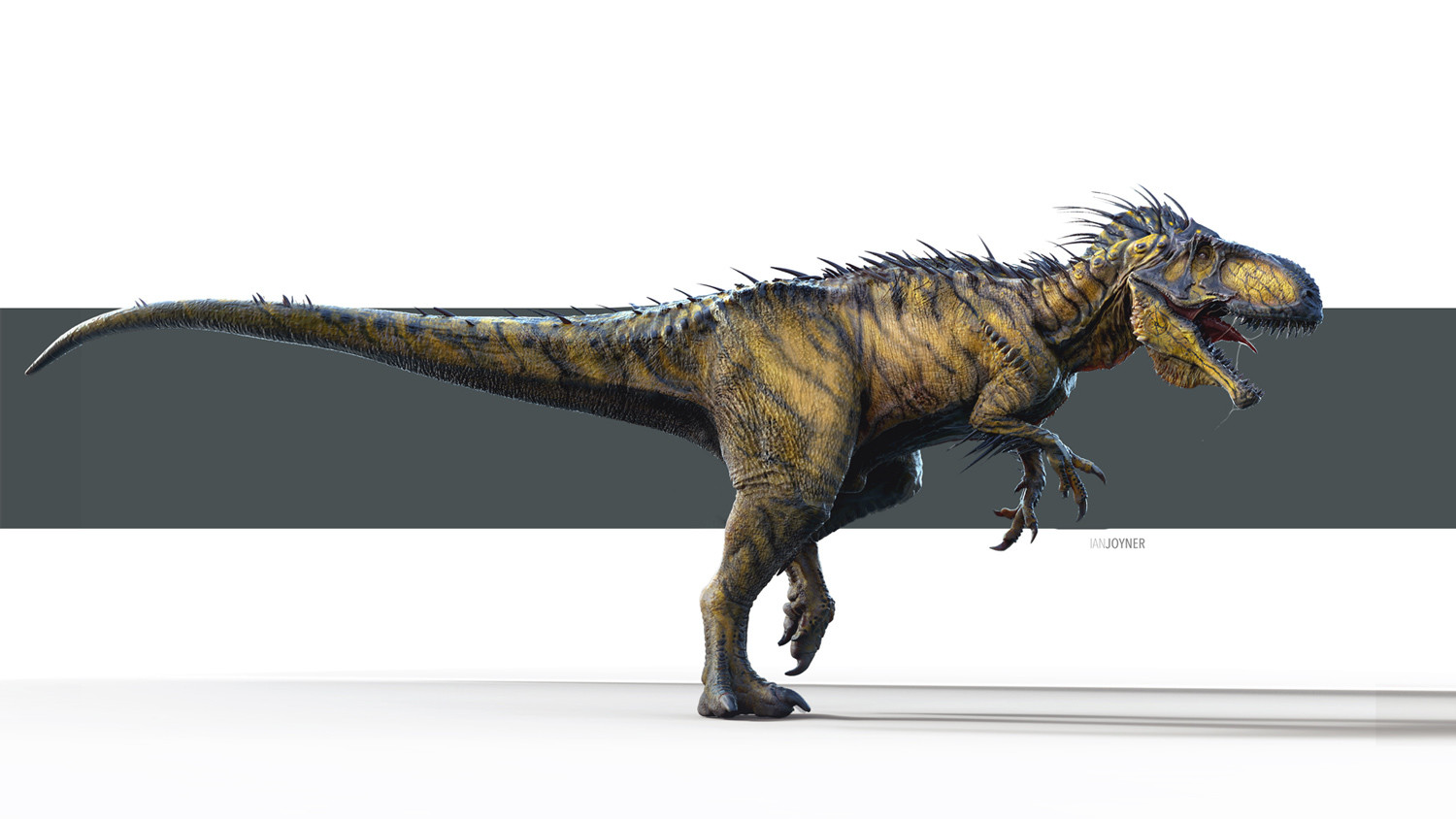 early concept for the indominus rex