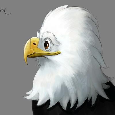 Nicholas jasper baldwin bald eagle