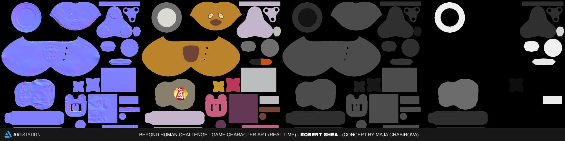 Robert shea accessorytextures