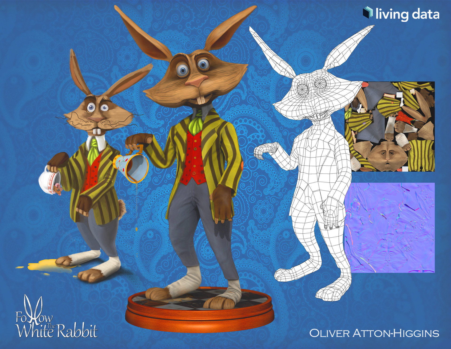 Oliver atton higgins march hare 006