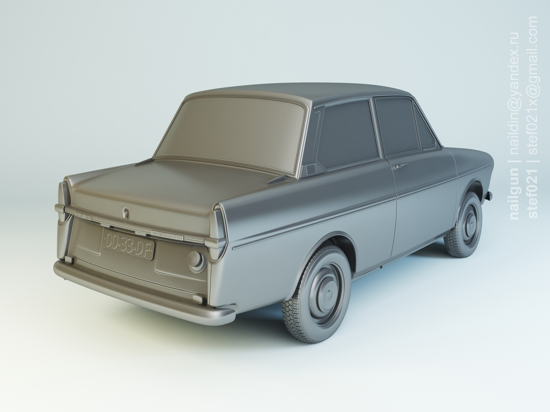 Nail khusnutdinov pwc 078 000 daf 33 modelling 1