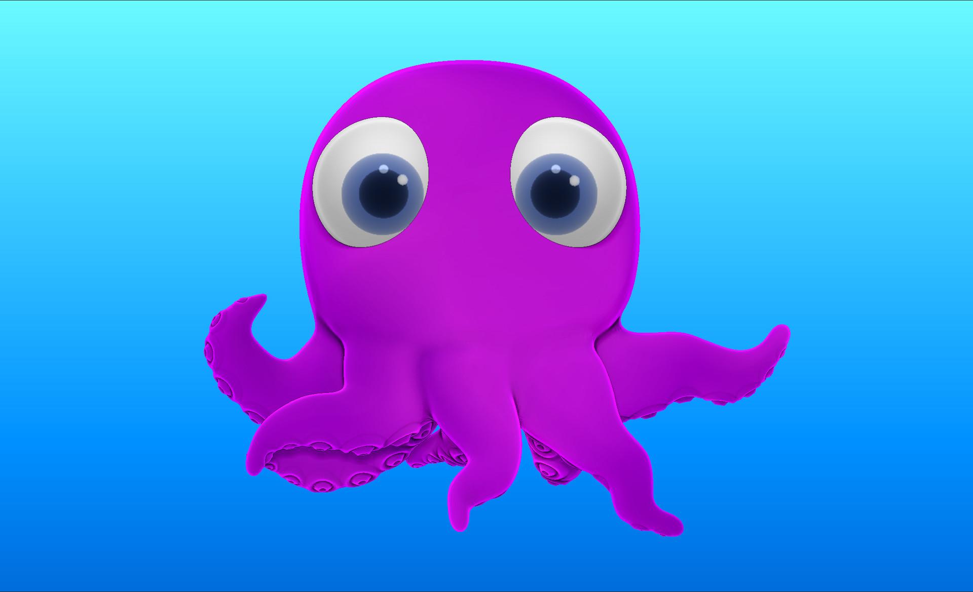 Michal czarnecki octopus albert