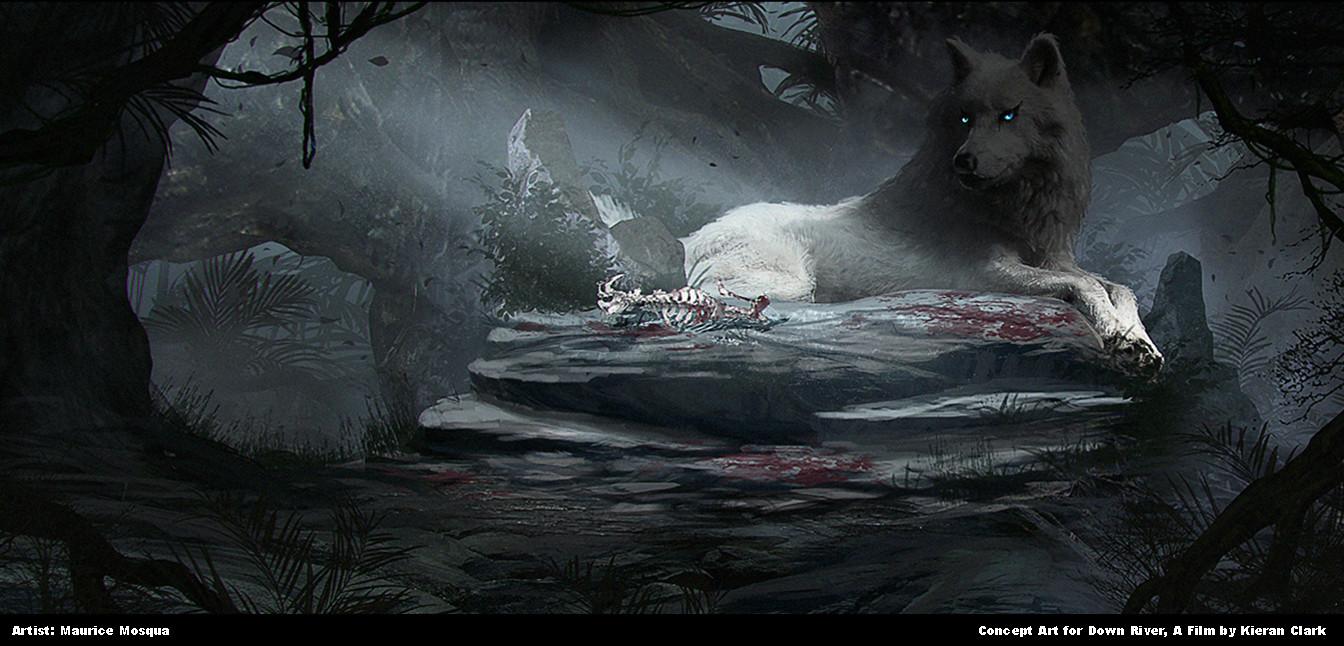 Wolves matriarch Theodora