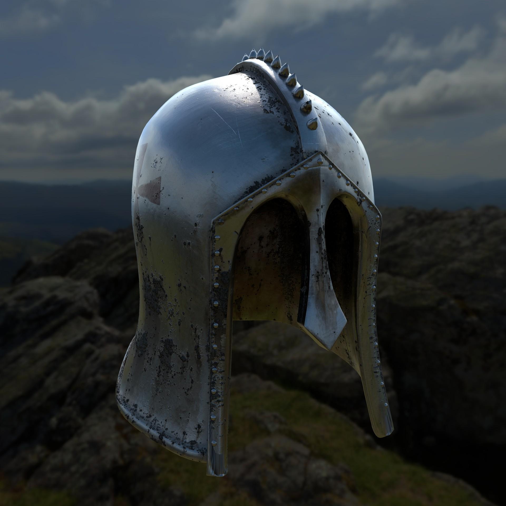 David sanchez helmet01