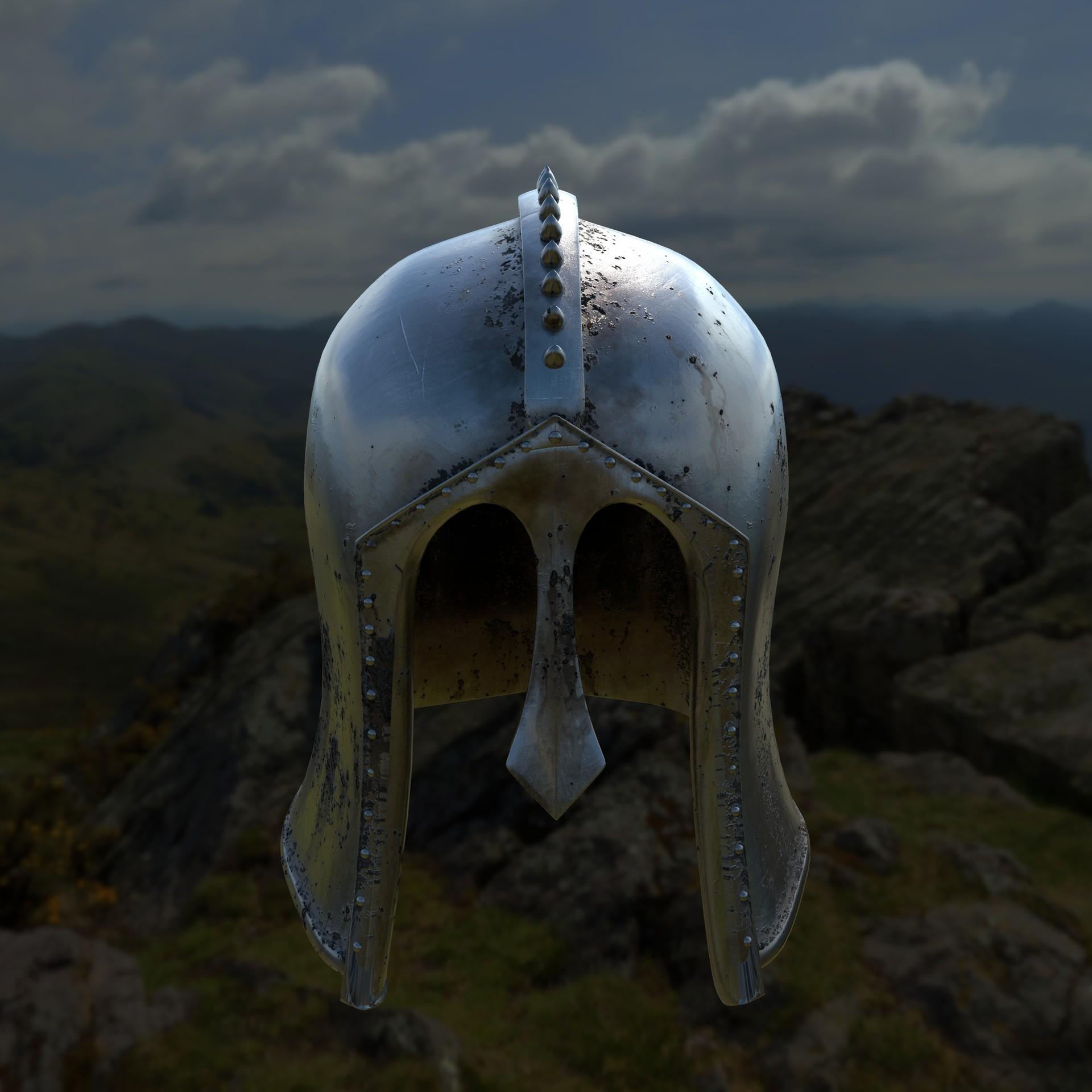 David sanchez helmet03