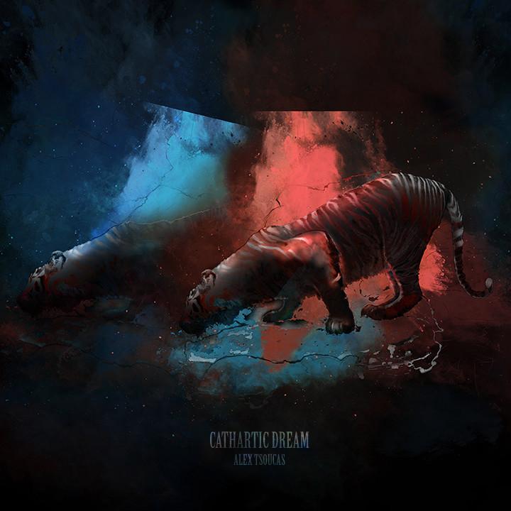 Alex tsoucas cathartic dream ep cover272