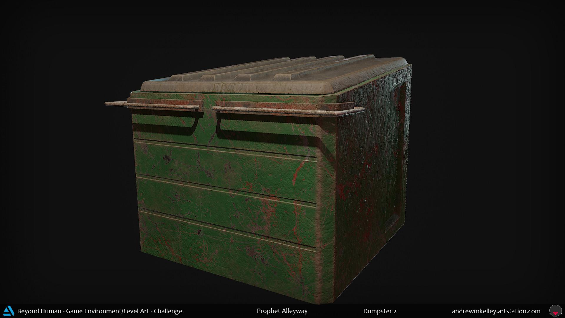 Andrew kelley propshot dumpster201