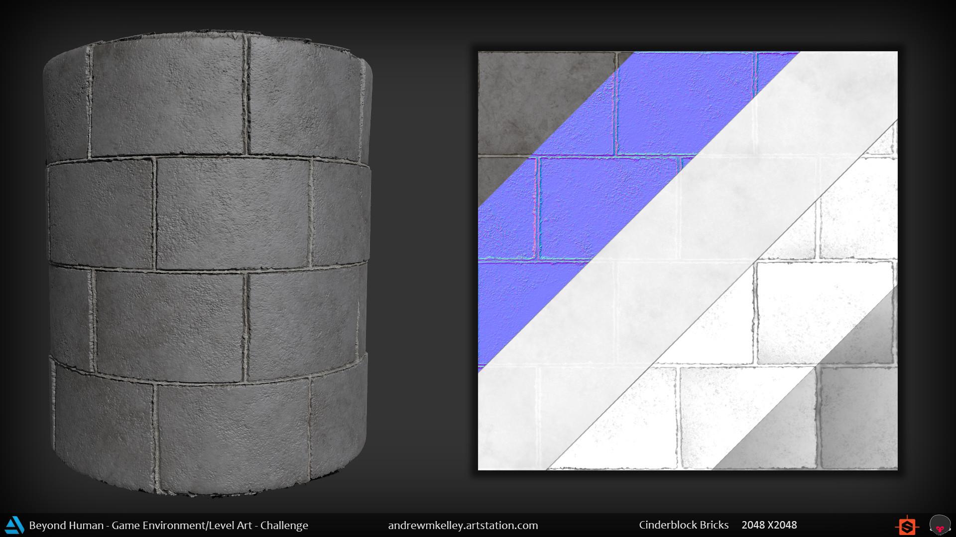 Andrew kelley materialshot cinderblockbricks