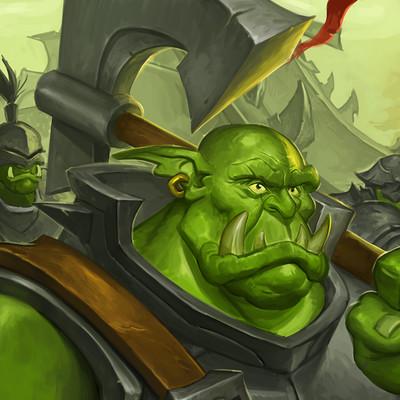 Ryan harasym green march