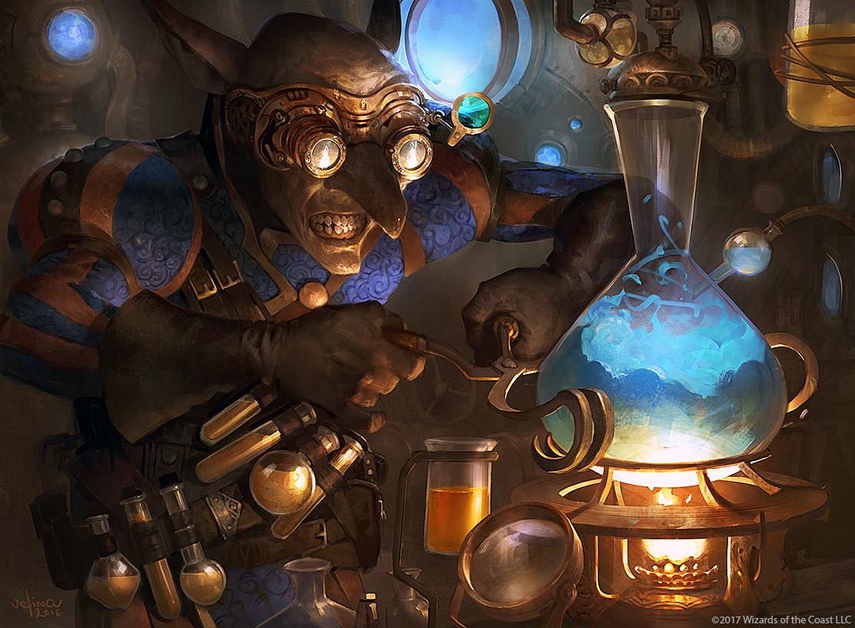 Svetlin velinov izzet chemister