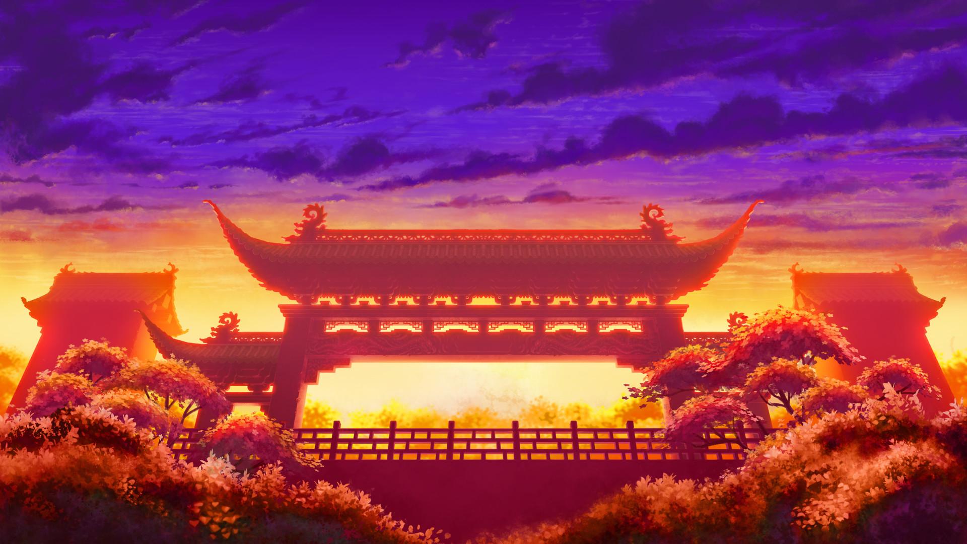 Pat bollin chinese gate final 2