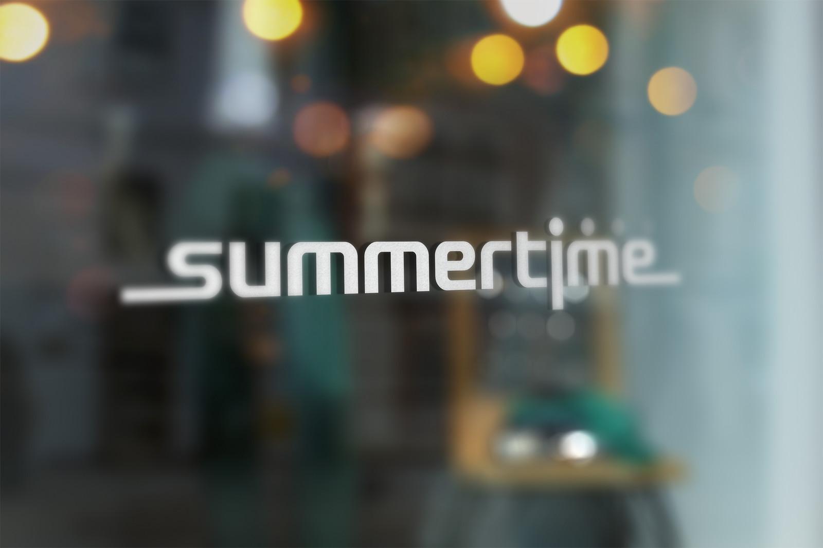 Summertime Logo