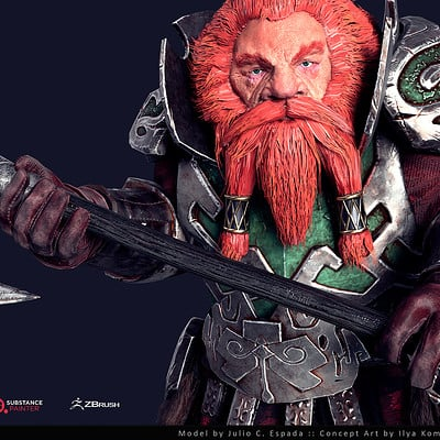 Julio cesar espada dwarf software