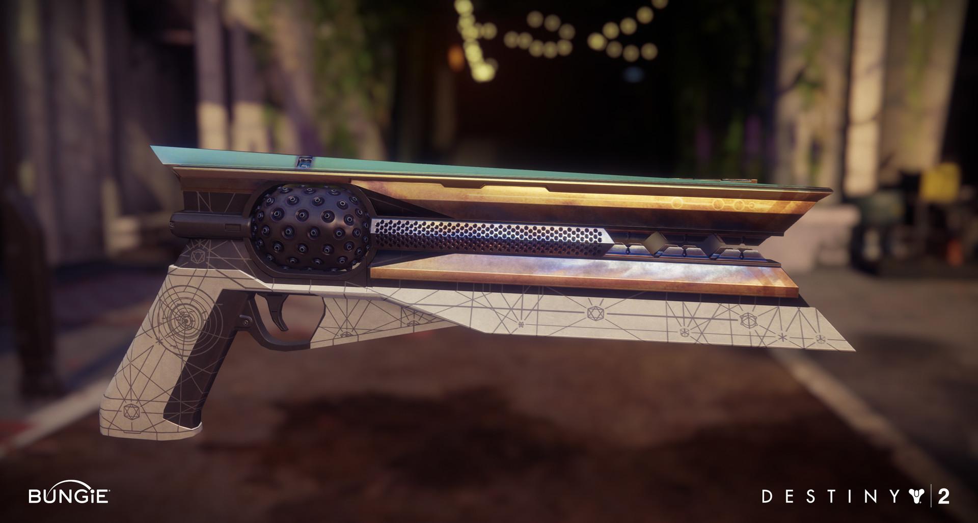 Sunshot Destiny 2