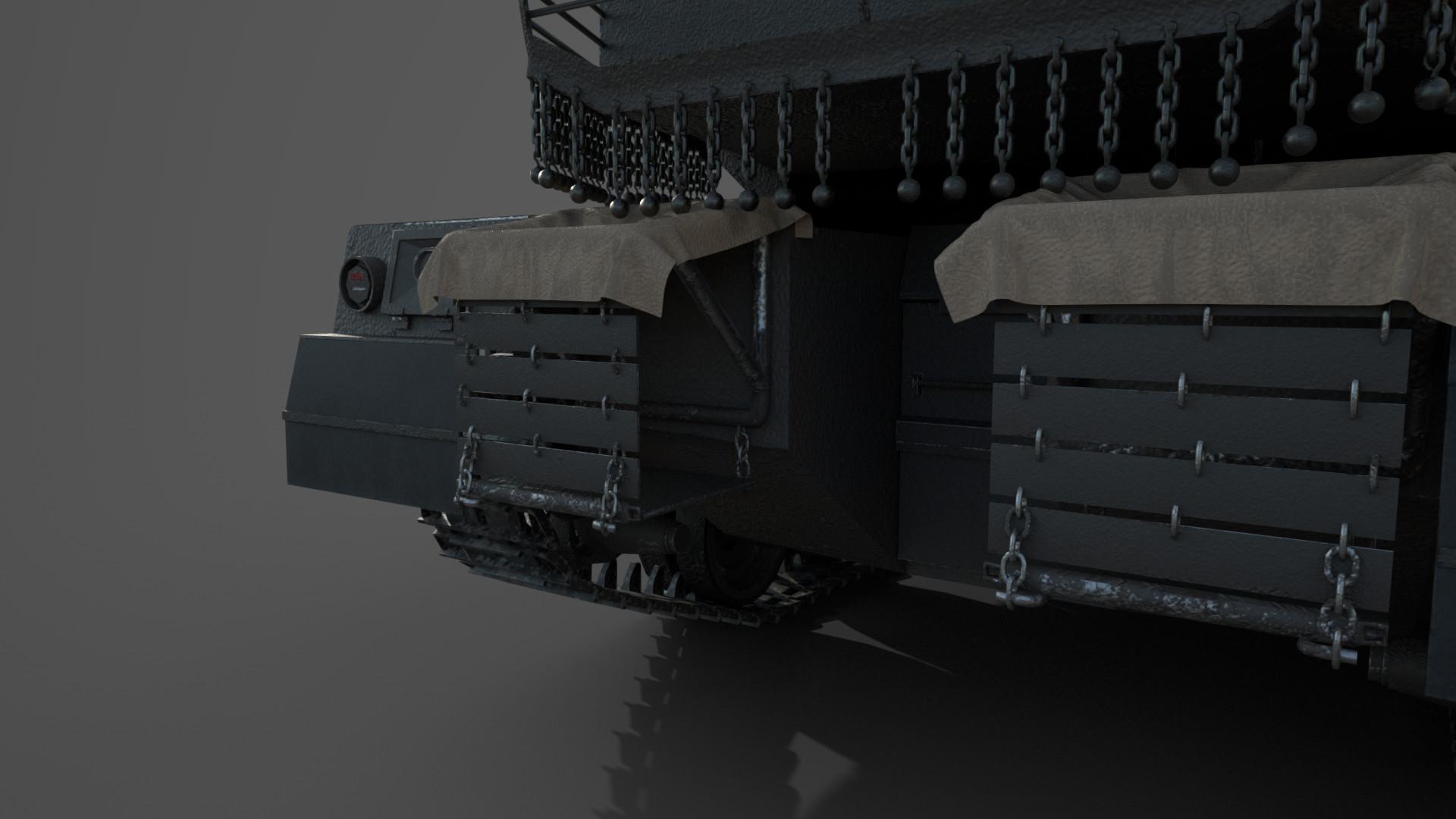 Updated PBR texture. 4/4