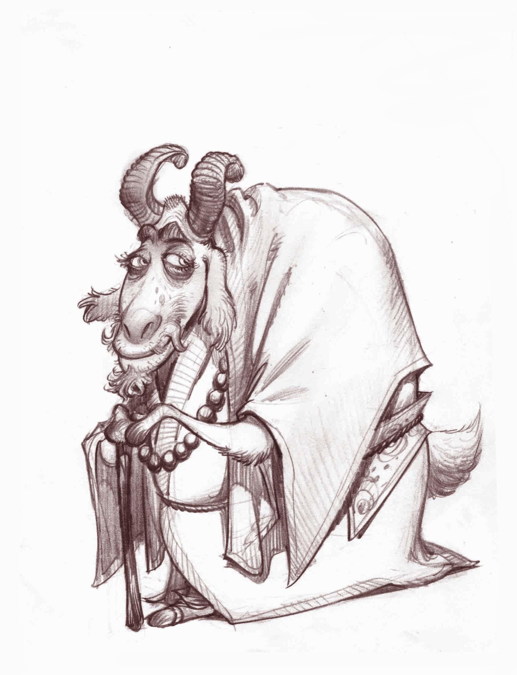 Rustam hasanov sheep elder1