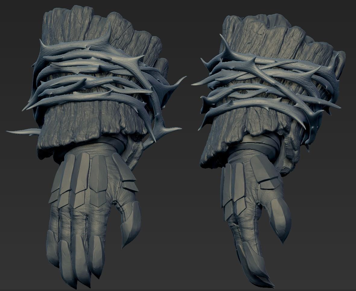 Andrey gritsuk hand 3
