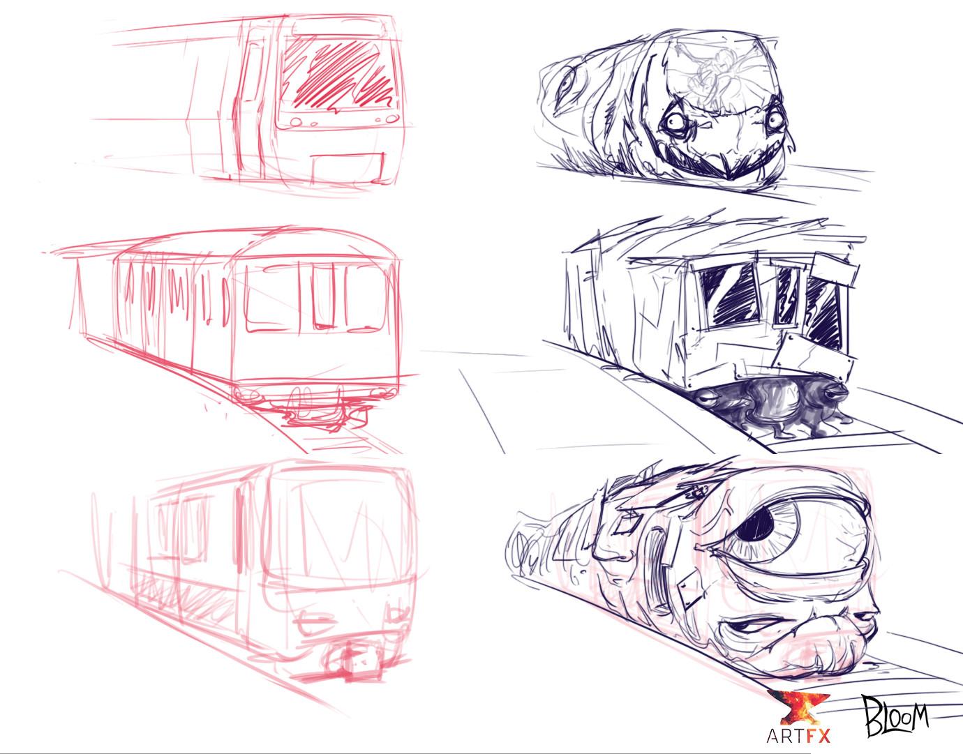 Olivier babu metros concepts