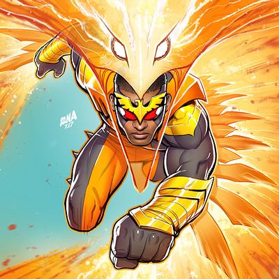 David nakayama falcon phoenix 1000v