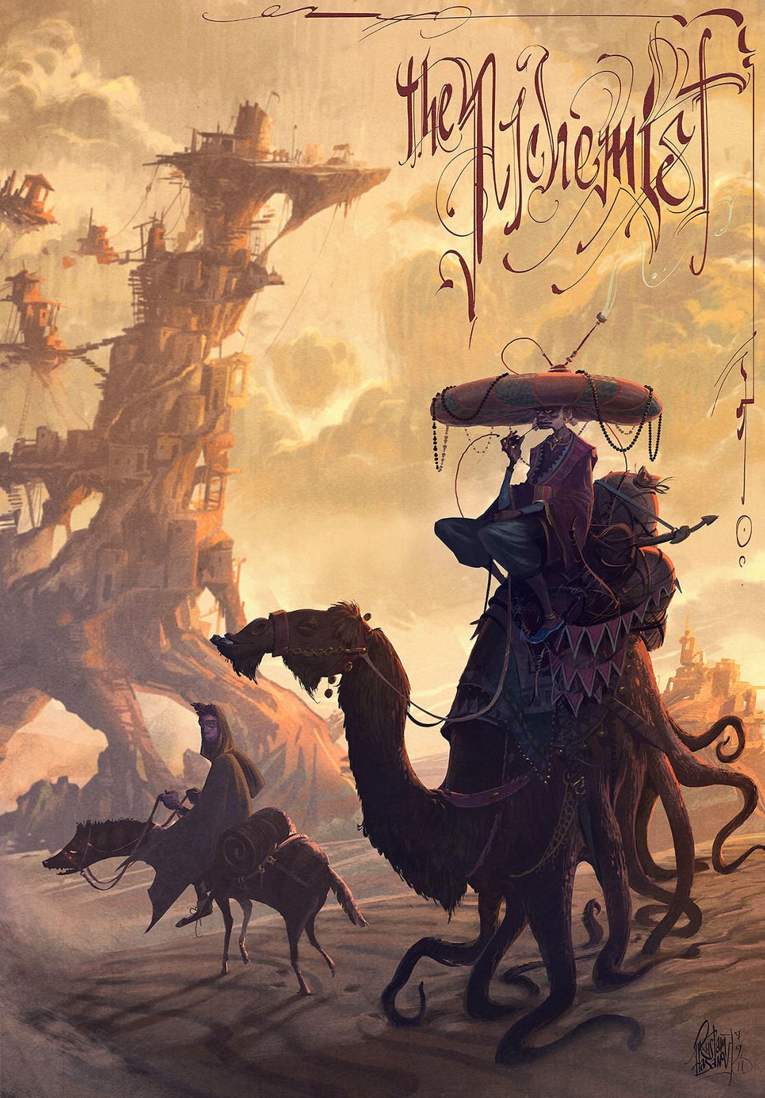 Alchemist Poster