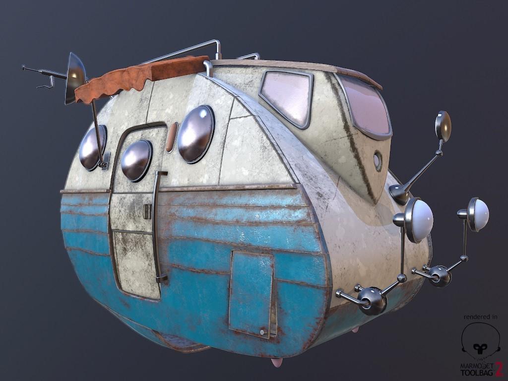 Hover RV Concept